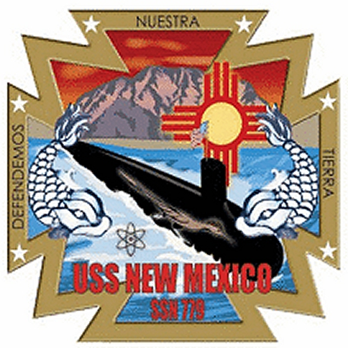 USS New Mexico SSN-779